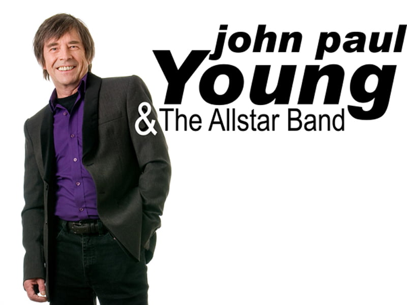 John Paul Young And The Allstar Band Moorebank Sports Club